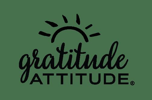 Gratitude-Attitude Judy B Swartz Brand